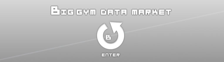 BIGGYM DATA MARKETの評判